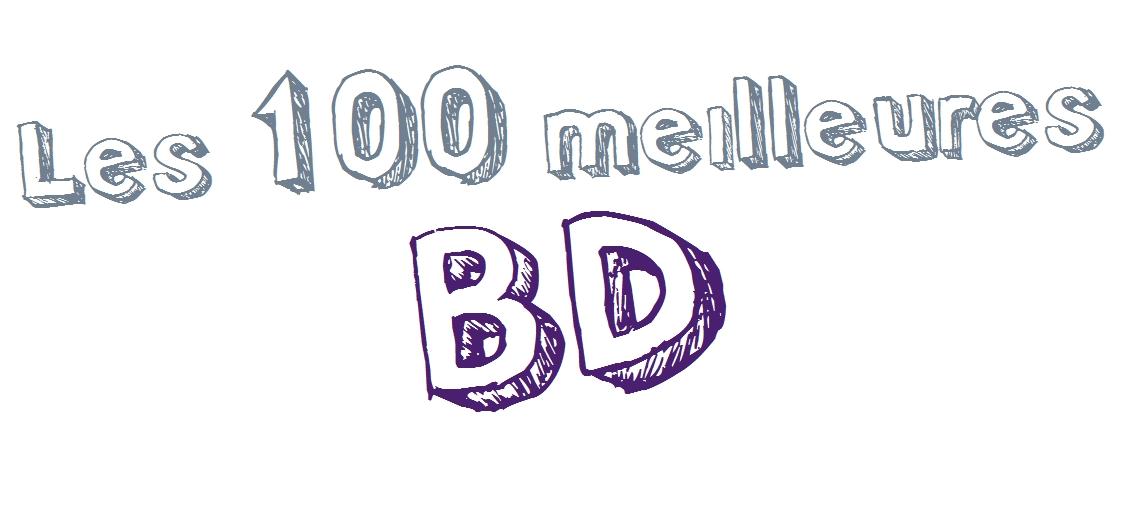Les 100 meilleurs BD