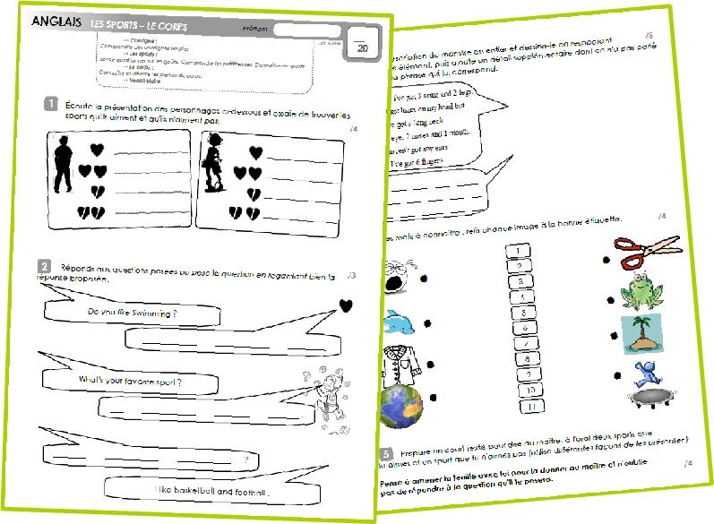 Häufig Evaluations] Pour la fin d'année – CM1 CM2 | ma classe mon école  QN52