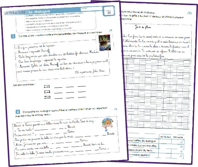 Hervorragend Evaluations] Pour la fin d'année – CM1 CM2 | ma classe mon école  GX96