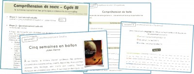 Lecture Comprehension De Texte Cycle 3 Mon Ecole
