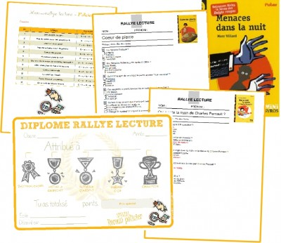 Comment organiser rallye lecture ce1