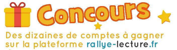 concours rallye lecture bannière