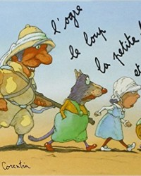 L'ogre, le loup, la petite fille et le gâteau – Amazon