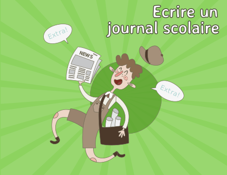 Creer Un Journal Scolaire Mon Ecole
